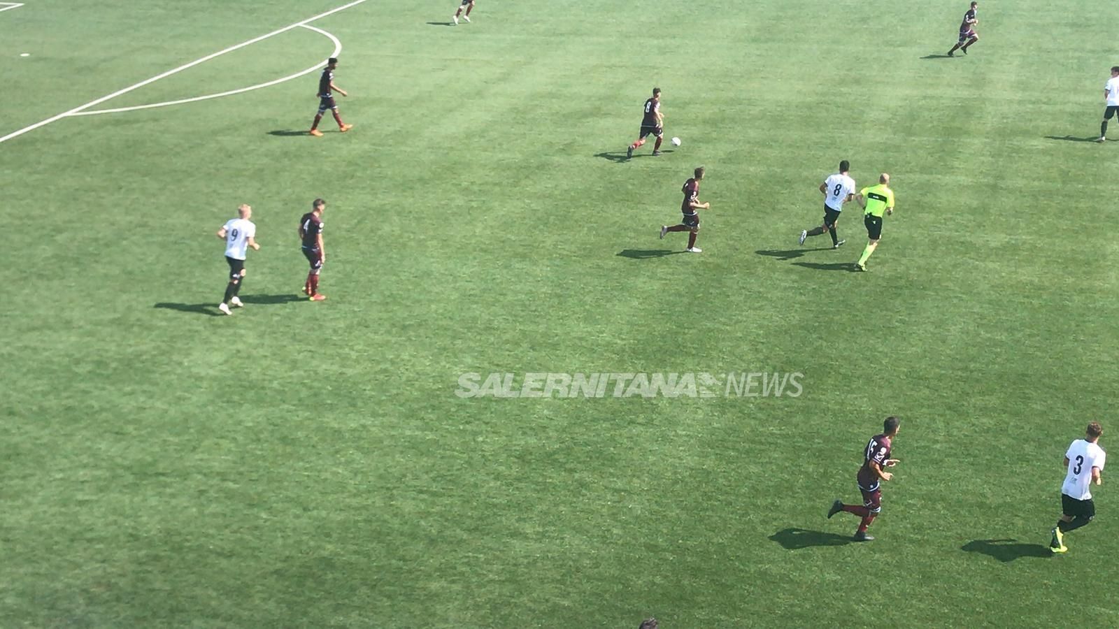 Spezia Salernitana Primavera 2 Girone A 2018 19 Giovanili