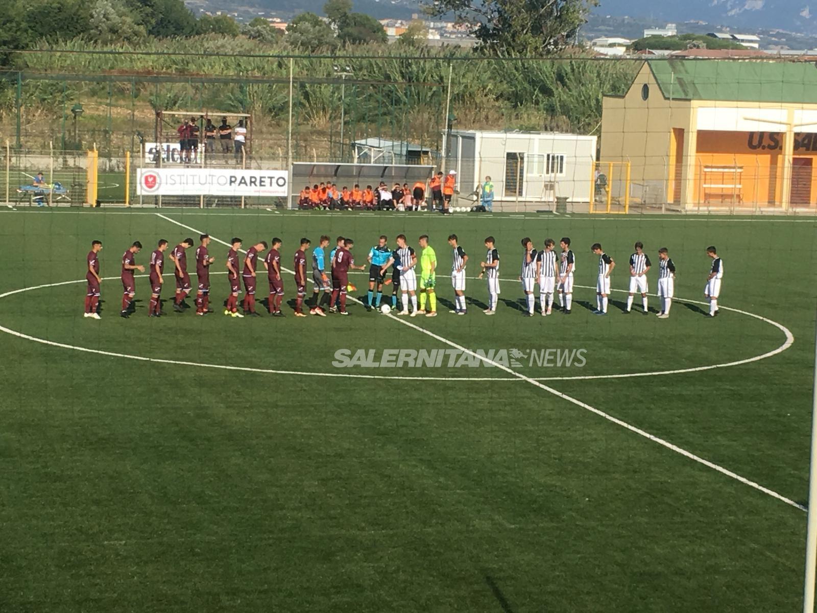 Salernitana – Ascoli under 17 giovanili