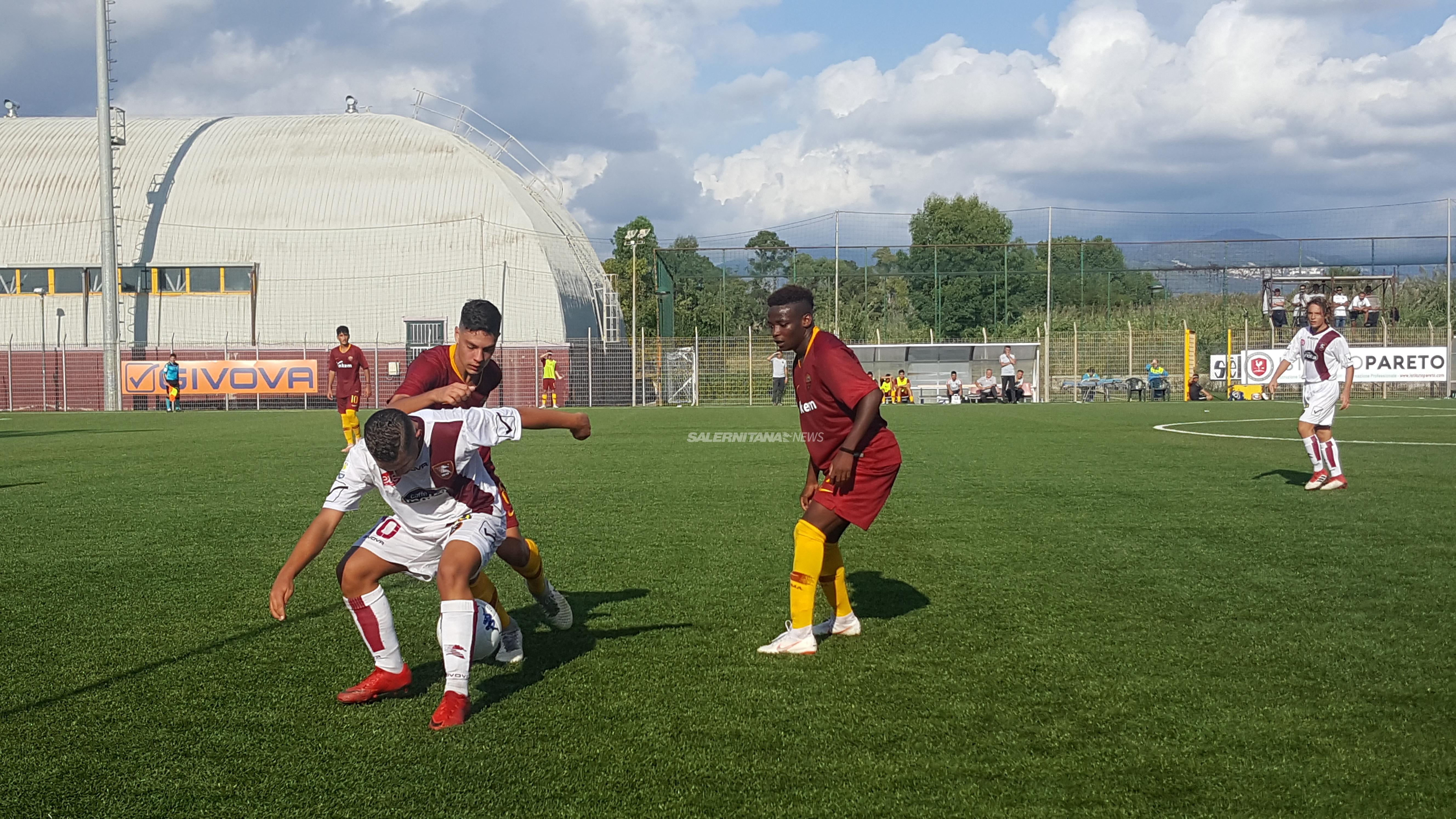 Salernitana-Roma under 16 giovanili