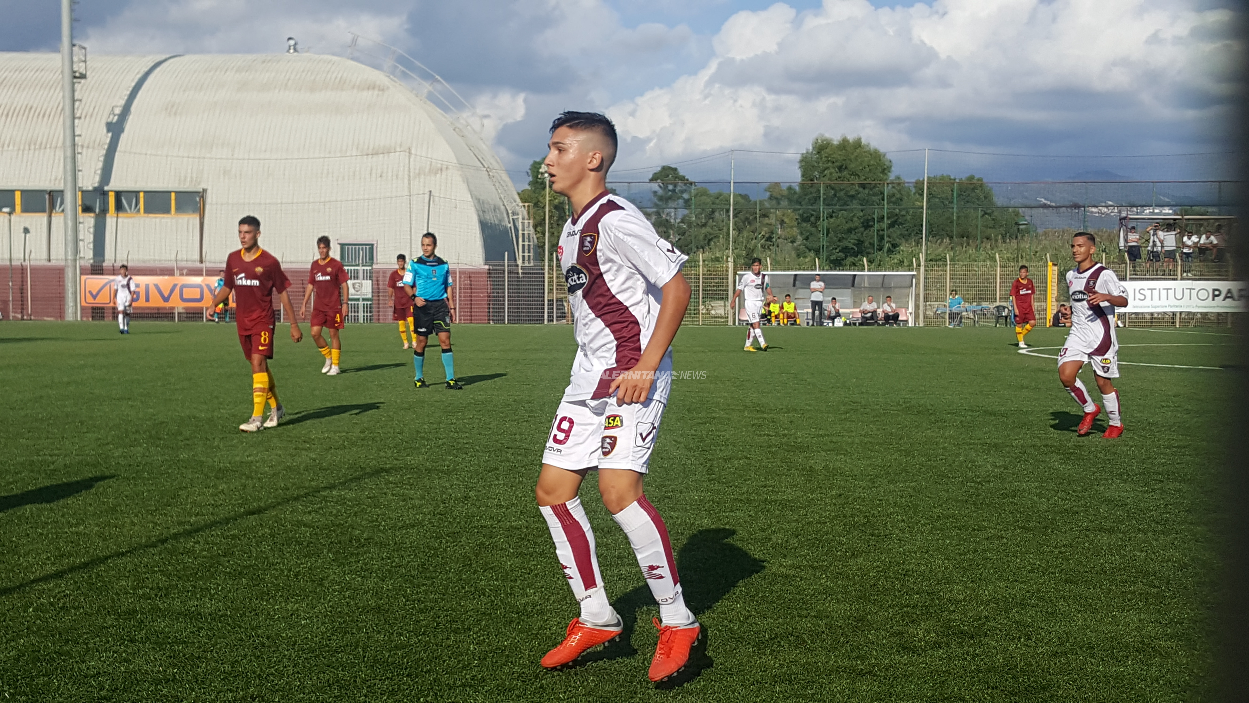 Salernitana-Roma under 16 giovanili