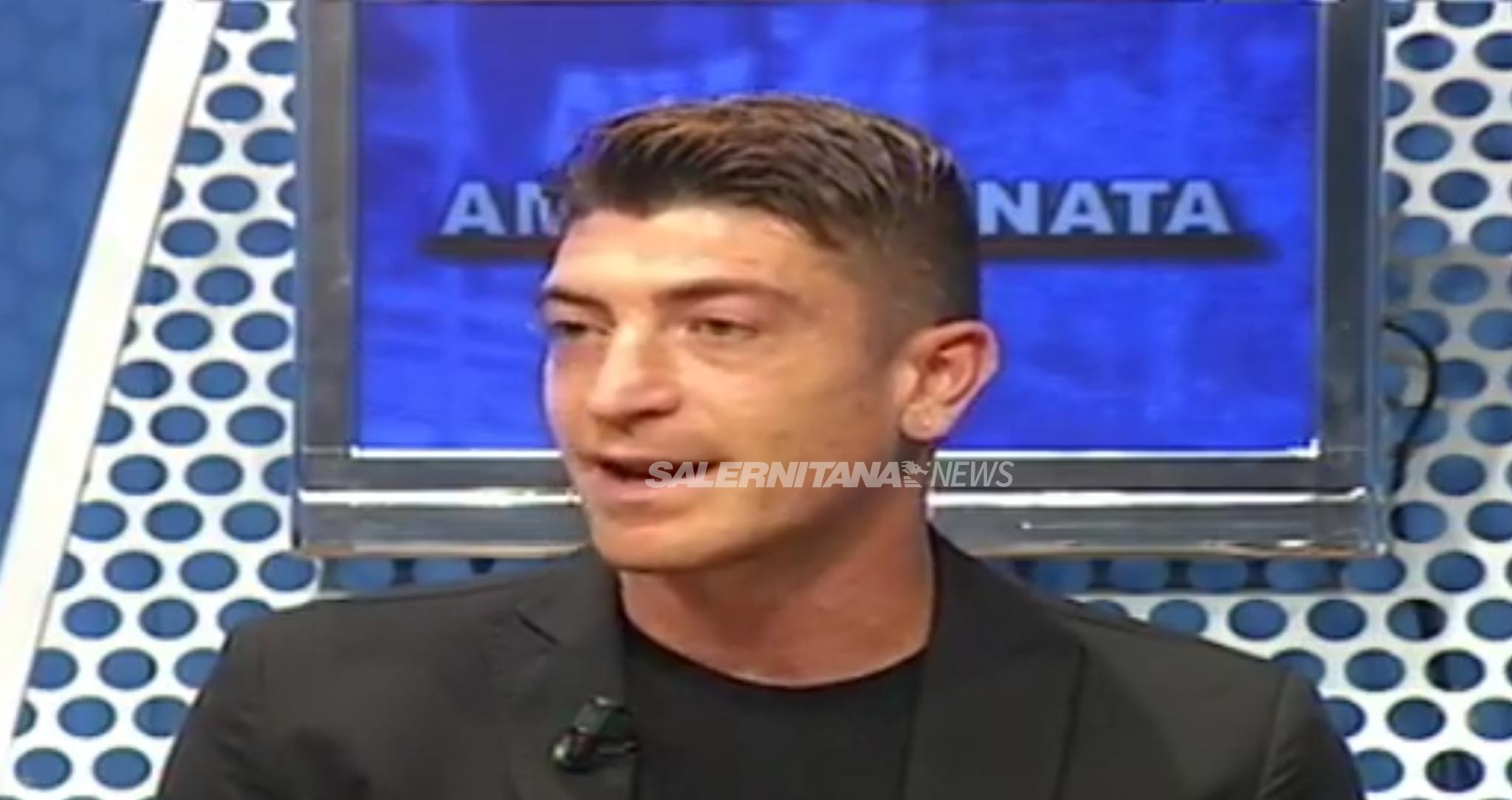Andrea Mazzarani TV Oggi