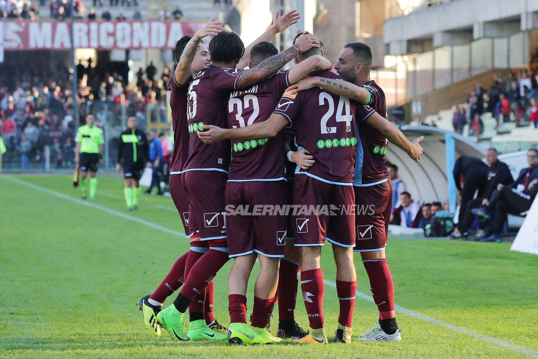 Salernitana Spezia