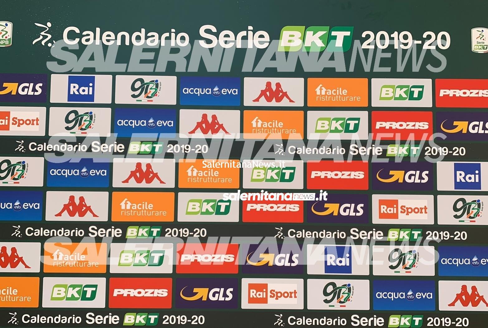Calendario Partite Pescara.Serie B Anticipi Posticipi Prime Due Giornate Salernitana