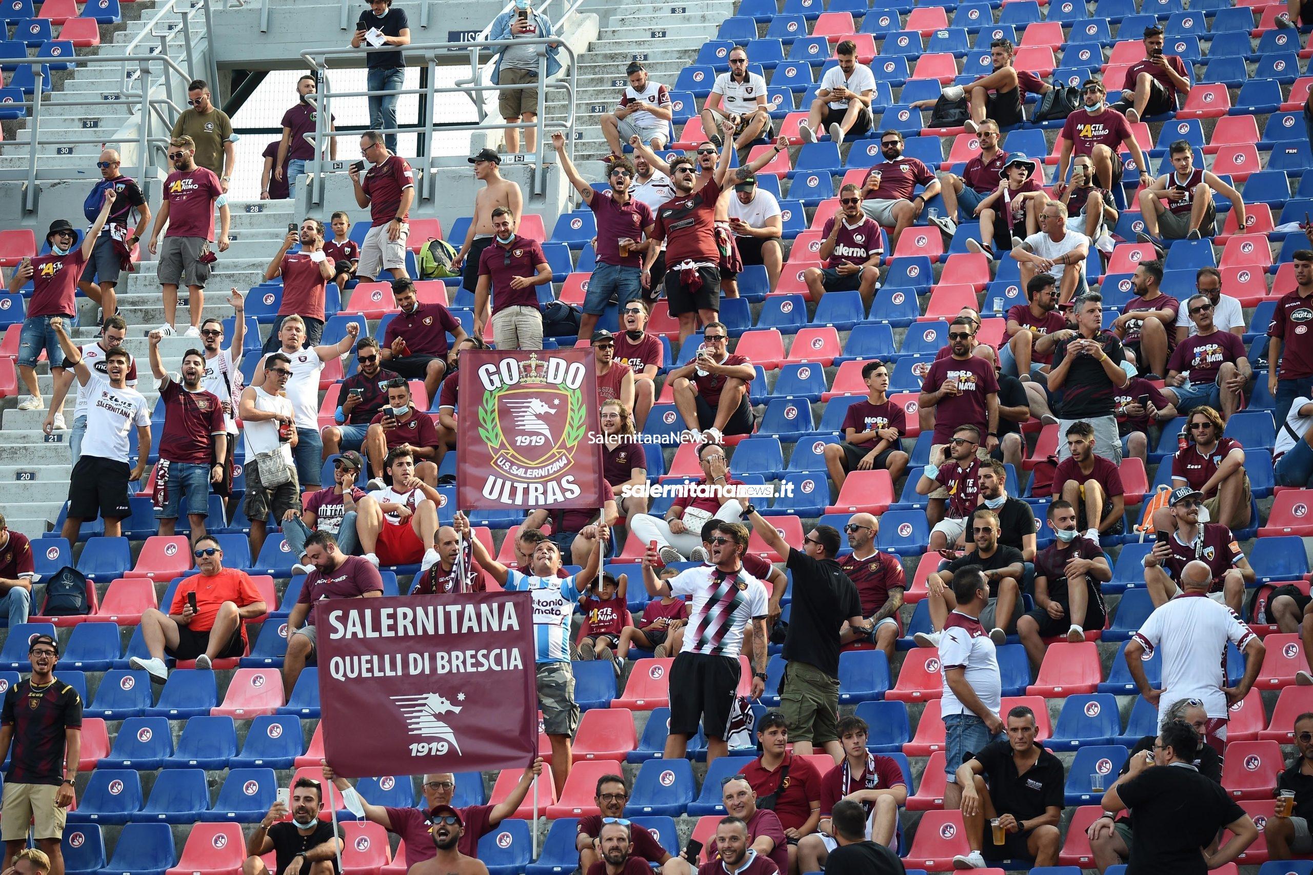 Sal – 22 agosto 2021 Bologna – Salernitana campionato serie A 2021/2022.