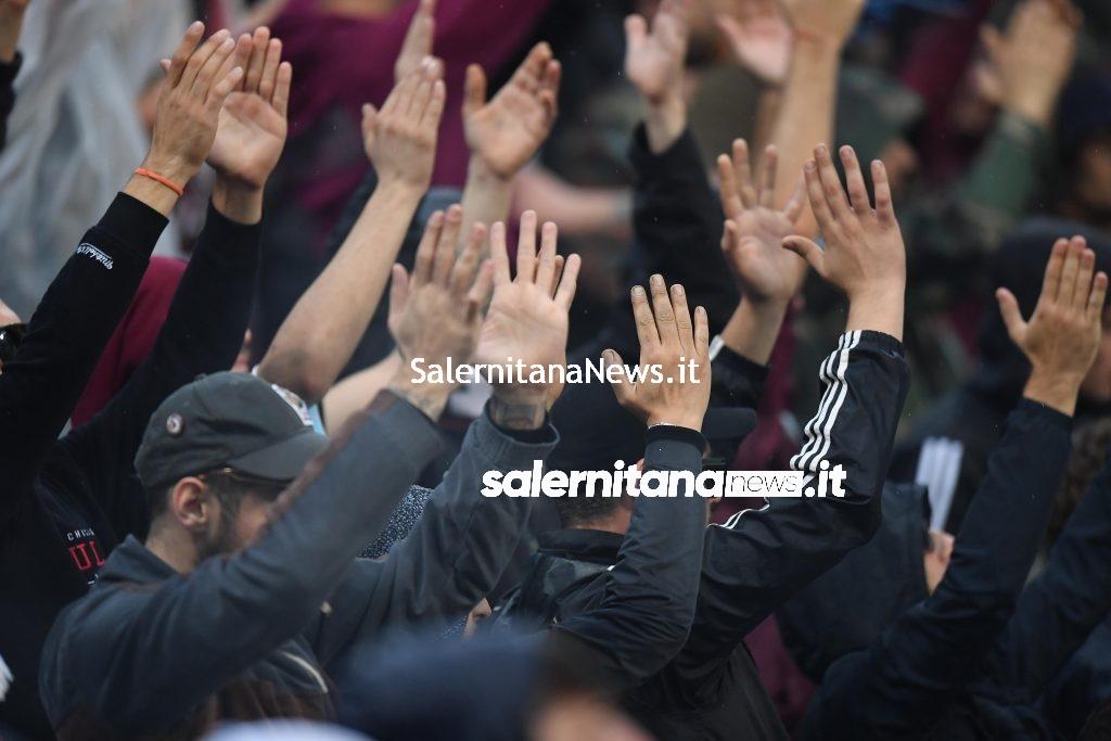 tifosi ultras sassuolo salernitana